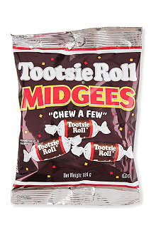 GOURMET WORLD Tootsie roll Midgees bag