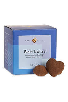 ENRIC ROVIRA Almond and dark chocolate bombolas 80g
