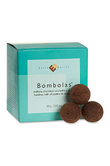 ENRIC ROVIRA Hazelnut, milk chocolate and cinnamon bombolas 80g