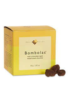 ENRIC ROVIRA Dark chocolate and maize bombolas 80g