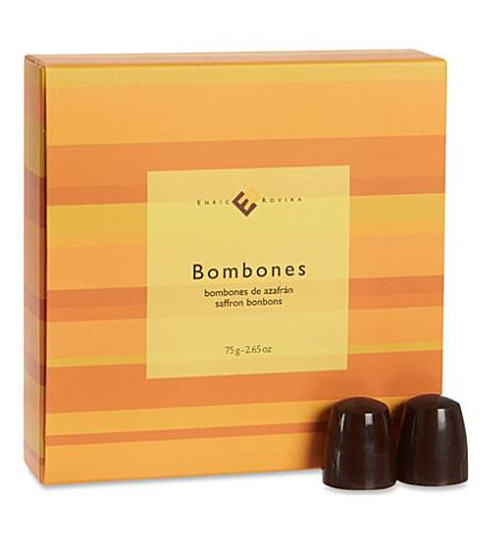 ENRIC ROVIRA Saffron bonbons 75g
