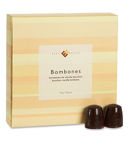 ENRIC ROVIRA Vanilla bonbons 75g