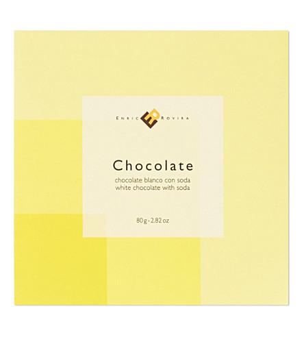 ENRIC ROVIRA Enric rovira white chocolate with soda