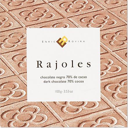 ENRIC ROVIRA 70% cocoa dark chocolate 100g