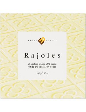 ENRIC ROVIRA Enric rovira 30 cocoa white choc rajole