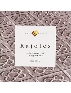 ENRIC ROVIRA Cocoa paste 100% 100g