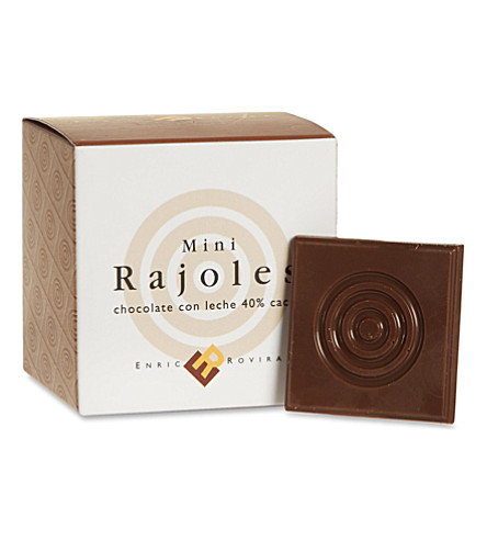 ENRIC ROVIRA Milk chocolate mini rajoles
