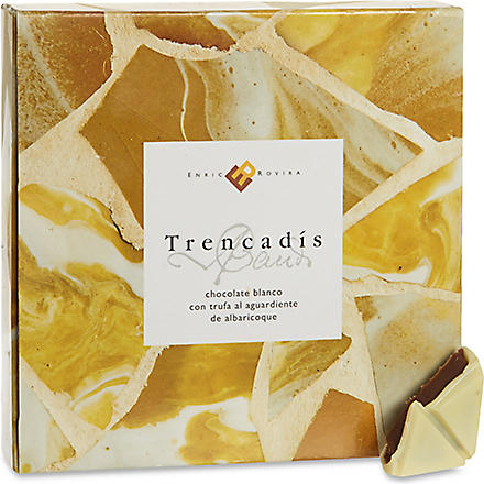 White chocolate with apricot brandy truffle 190g