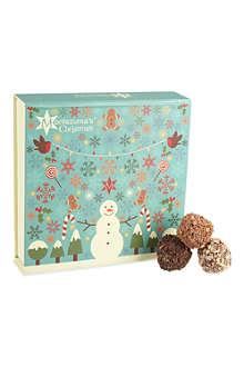 MONTEZUMAS Chocolate truffles 210g