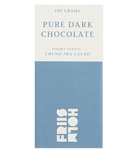 FRIIS HOLM Chuno 70% cacao chocolate 100g