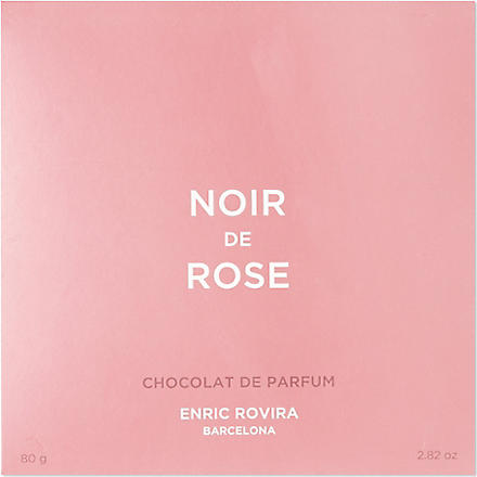 ENRIC ROVIRA Dark chocolate with rose 80g