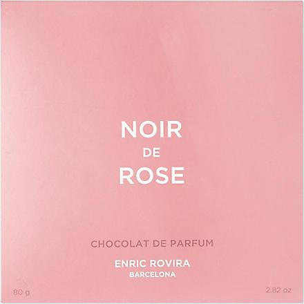 ENRIC ROVIRA Dark chocolate with rose 80g