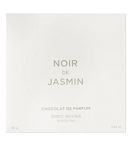 ENRIC ROVIRA Dark chocolate with jasmine 80g