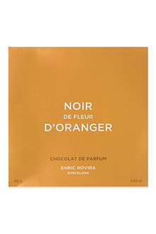 ENRIC ROVIRA Dark chocolate with orange blossom 80g