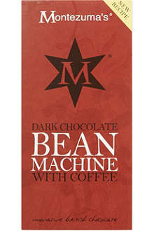 MONTEZUMAS Bean machine dark chocolate with coffee 100g