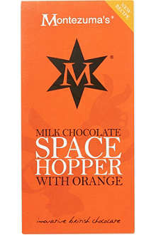MENAKAO Space hopper milk chocolate with orange 100g