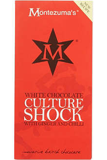 MONTEZUMAS Culture shock white chocolate 100g
