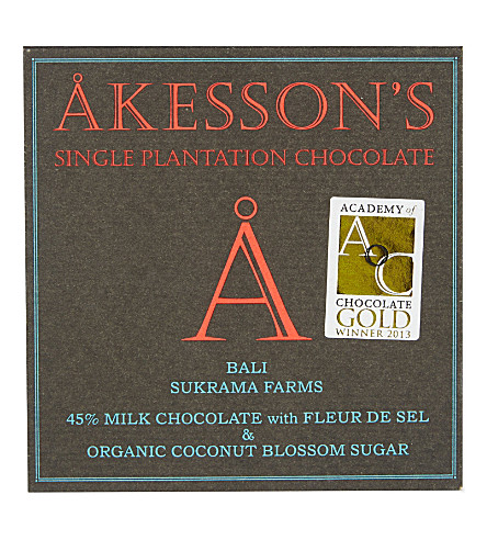AKESSONS Bali milk chocolate 60g
