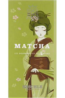 BESCHLE Matcha chocolate bar 50g
