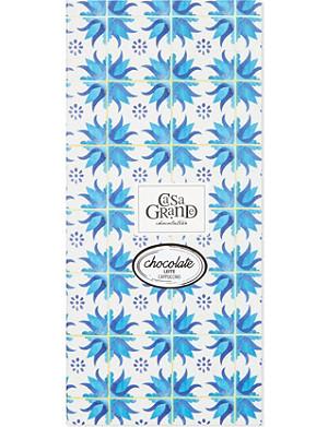 CASA GRANDE Milk chocolate with cappuccino filling 200g