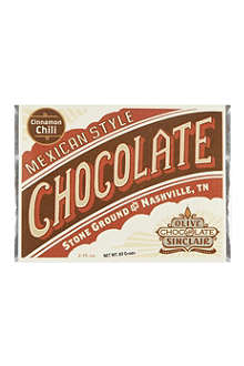 OLIVE AND SINCLAIR Cinn-chili chocolate 80g