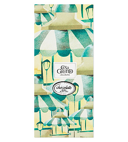 CASA GRANDE Dark chocolate with lemon filling 200g