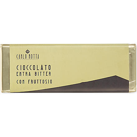 CARLO ROTTA Carlo rotta dark chocolate with fructose