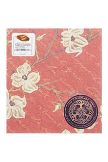 THE CHOCOLATE TREE Orange and salt chocolate 90g