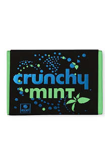 ADORE Crunchy Mint dark chocolate bar 80g