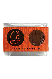 CHRISTIAN BEDUSCHI Dark chocolate with nibs 50g