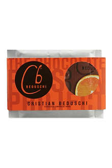 CHRISTIAN BEDUSCHI Dark chocolate with orange 50g