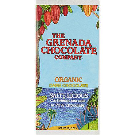 COCOA HERNANDO Salty-Licious 60% cocoa dark chocolate 85g