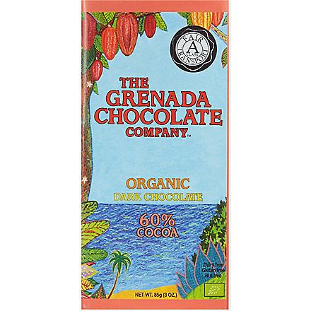 COCOA HERNANDO Organic 60% cocoa dark chocolate 85g