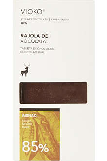 VIOKO Dark chocolate bar 100g