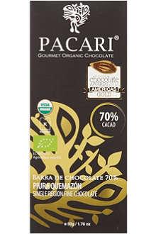PACARI Piura organic chocolate 50g