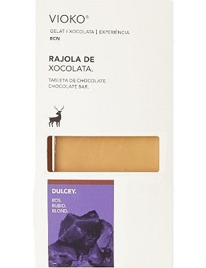 VIOKO Blond chocolate bar 100g