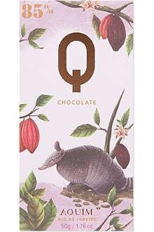 Q CHOCOLATE Rio de Janeiro 85% cocoa chocolate