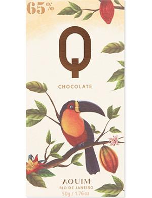 Q CHOCOLATE Rio de Janeiro 65% cocoa chocolate