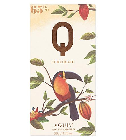 Q(AQUIM) Rio de Janeiro 65% cocoa chocolate