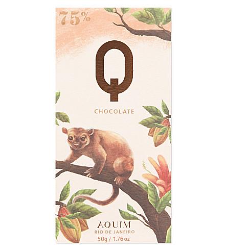 Q(AQUIM) Rio de Janeiro 75% cocoa chocolate