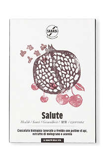 SABADI Salute organic chocolate bar