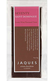 JAQUES Saint Domingue artisan dark chocolate 55g