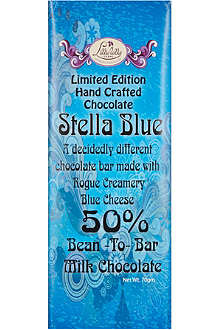 LILLIE BELLE Stella Blue milk chocolate 70g