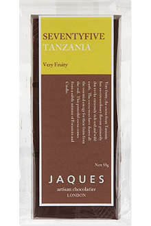 Tanzanian artisan dark chocolate 55g