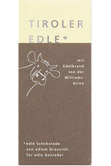 TIROLER EDLE Brandy filled dark chocolate 50g