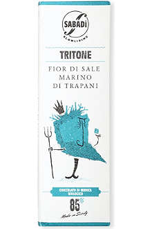 SABADI Tritone chocolate bar 50g