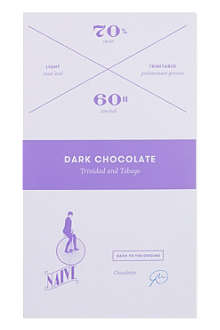 NAIVE 70% cacao dark chocolate 70g