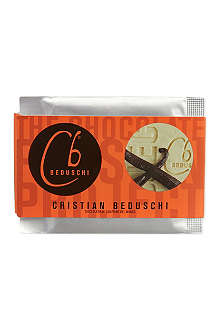 CHRISTIAN BEDUSCHI White vanilla chocolate 50g