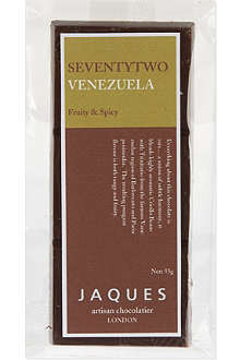 JAQUES Venezuelan dark chocolate 55g