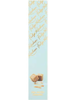 FUDGE KITCHEN Sea Salted Caramel fudge 125g